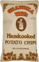 Utz's Grandma Handcooked Potato Chips - 8 oz