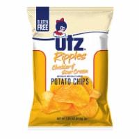 Utz Cheddar & Sour Cream Gluten Free Potato Chips
