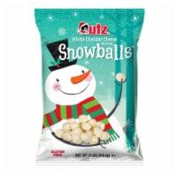 Utz White Cheddar Cheese Snow Balls Snacks