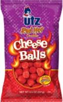 Utz Red Hot Cheddar Cheese Balls