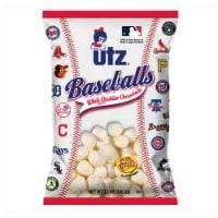 Utz Baseballs White Cheddar Cheeseballs