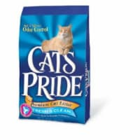 Cat's Pride Fresh and Clean Scent Cat Litter 20 lb. - Case Of: 1;