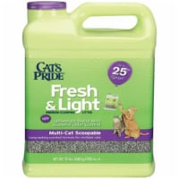 Cat's Pride Scented Total Odor Control Max Power Multi-Cat Clumping Litter