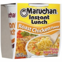 Maruchan Instant Lunch Roast Chicken Flavor Ramen Noodle Soup