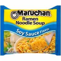 Maruchan Soy Sauce Ramen Noodle Soup
