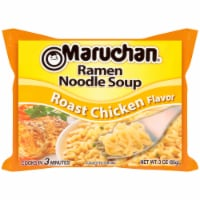 Maruchan Roast Chicken Ramen Noodle Soup - 3 oz