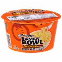 Maruchan Chicken Flavor Ramen Noodles With Vegetables Bowl