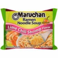 Maruchan Lime Chili Shrimp Ramen Noodle Soup