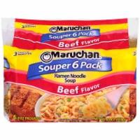 Maruchan Beef Ramen Noodle Soup