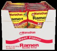 Maruchan Beef Ramen Noodles Club Pack