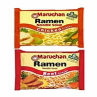 Maruchan Ramen Chicken & Beef Instant Lunch Case