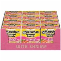 Maruchan Instant Lunch Shrimp Flavor Ramen Noodle Soup 12 Count