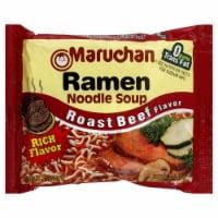 Maruchan Roast Beef Ramen