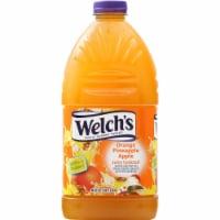 Welch's Orange Pineapple Apple Juice Cocktail