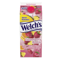 Welch's Strawberry Breeze Juice Cocktail