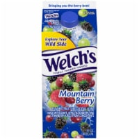Welch's Mountain Berry Flavored Fruit Juice Cocktail Blend