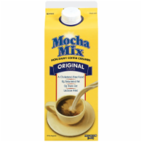 Mocha Mix Original Flavor Non Dairy Coffee Creamer