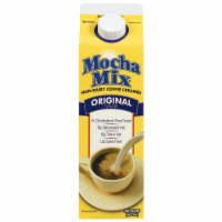 Mocha Mix Original Non-Dairy Liquid Coffee Creamer
