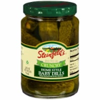 Steinfeld's Crunchy Home Style Baby Dills - 24 Oz