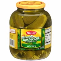 Nalley Crunchy Whole Dill Pickles