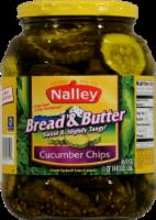Nalley Bread & Butter Cucumber Chips