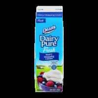 Dean's Dairy Pure Fresh Heavy Whipping Cream