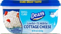 Dean's 1% Lowfat Small Curd Cottage Cheese