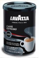 LavAzza Medium Roast Caffe Espresso Ground Coffee