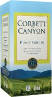Corbett Canyon Pinot Grigio White Wine