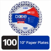 Dixie Ultra 10 Inch Paper Plates