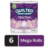 Quilted Northern Ultra Plush Sweet Lilac & Vanilla Scented Tube Toilet Paper