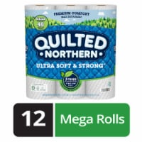Quilted Northern Ultra Soft & Strong Mega Toilet Paper