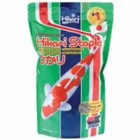 Hikari Sales Usa 17.6 Oz Hikari Staple Large Pellets Pond Food  01442