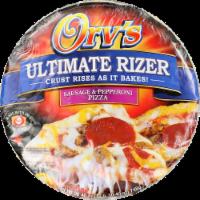 Orv's Ultimate Rizer Sausage & Pepperoni Pizza - 26.4 oz