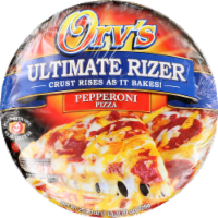 Orv's Ultimate Rizer Pepperoni Pizza - 25.7 oz