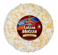 Brew Pub Lotzza Motzza Mac Attack Mac & Cheese Pizza