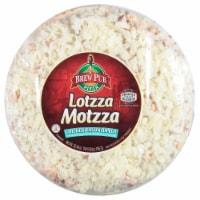 Brew Pub Lotzza Motzza Chicken Bacon Ranch Pizza