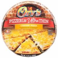 Orv's Pizzeria Ultra Thin Cheese Frozen Pizza - 17 oz