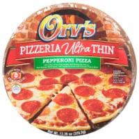 Orv's Pizzeria Ultra-Thin Pepperoni Frozen Pizza - 16.5 oz