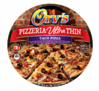 Orv's Pizzeria Ultra-Thin Taco Frozen Pizza - 16.5 oz