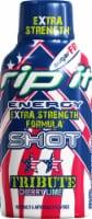 Rip It Energy Tribute Cherry Lime Extra Strength Energy Drink Shot