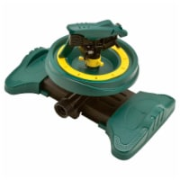 Melnor 2983 Variable Pattern Sprinkler, Green