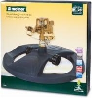 Melnor Metal Pulsating Sprinkler with Weighted Base