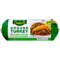 Jennie-O 90% Lean Ground Turkey Roll