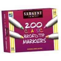 Sargent Art Inc. SAR221527 Sa Markers Best Buy Assort 8 Colors - 1