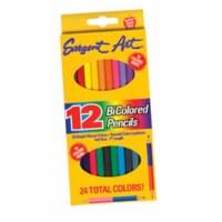 Sargent Art  SAR227202 Sargent Art Bicolored Pencils