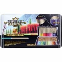 Colored Pencils 72/Pkg- - 1