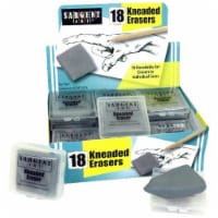 Kneaded Erasers Class Pack, Pack of 18 - 1