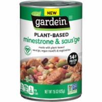 Gardein Vegan Plant-Based Saus'ge & Minestrone Soup