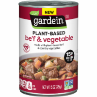 Gardein Plant-Based Be'f and Country Vegetable Soup